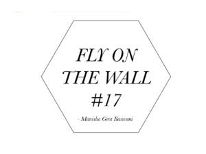 Manisha Gera Baswani Fly on the wall 17-1