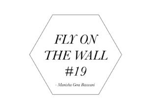 Manisha Gera Baswani Fly on the wall 19-1